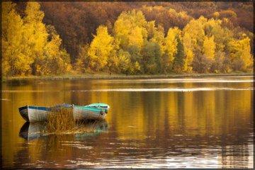 Самая интересная рыбалка - осенью