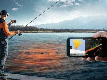 «Зрячий» рыболов
