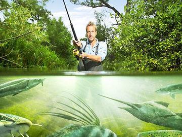 Виртуальная рыбалка.