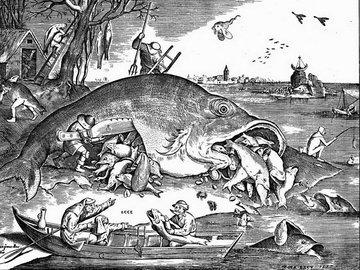 История рыболовства
