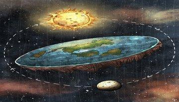 Плоскоземельцы отправляются на край Земли