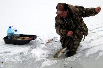 Секреты зимней рыбалки
