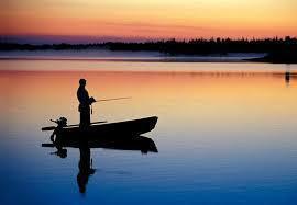 В Башкортостане чуть не погиб рыбак