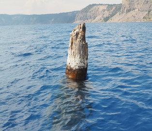 Загадочному стволу озера Крейтер исполнилось 450 лет