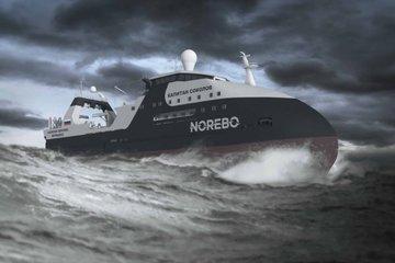«Северная верфь» построит траулеры для «Норебо»