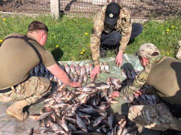 В Кораблинском районе полицейские задержали двух браконьеров