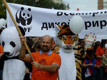 Фонд дикой природы запустил проект об исчезающих видах животных