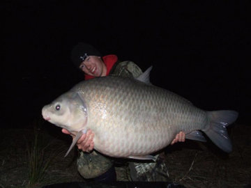 Поймана 112-летняя рыба весом 22 килограмма