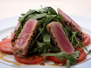Вкуснейшие блюда из тунца