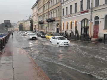 В Петербурге готовятся к возможным подтоплениям