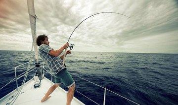 Особенности морской рыбалки для новичков