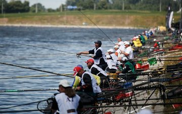 Рыбалка как вид спорта