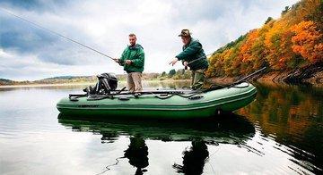 Какие виды рыбалки эффективны на лодке, а какие – на суше?