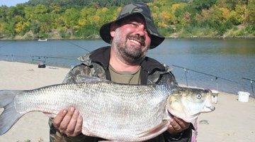 Весенняя рыбалка на жереха