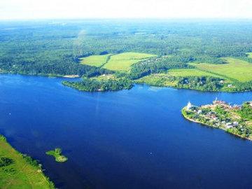 В Волге впервые за лето уровень воды превысил прошлогодние значения