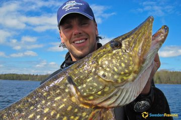 Правила рыбалки в Шведских водоемах