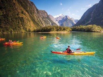Удивительные места для рыбалки в Новой Зеландии
