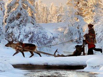 Рыбалка в Лапландии: сказочные приключения