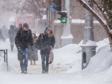 Синоптики обещают ненастную погоду