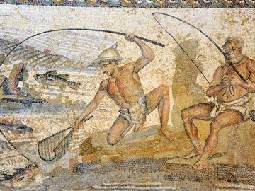 Как ловили рыбу в прошлом веке