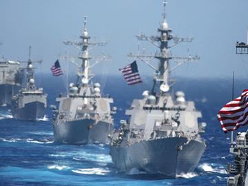 Командование ВМС США пожалело китов