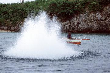 Экологи научились отслеживать рыбаков с динамитом